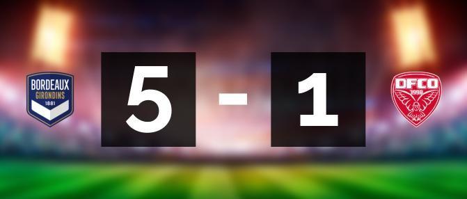 D1F : belle victoire des bordelaises face à Dijon