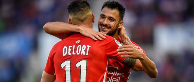 Gaëtan Laborde qualifie Montpellier pour les 8e de finale de la Coupe de France