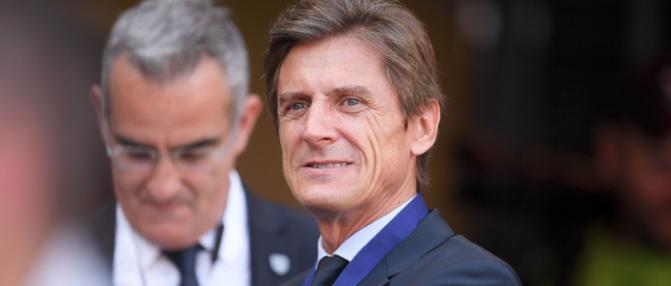 """Frédéric Longuépée : """"Je suis heureux que Jean-Louis ait accepté de rejoindre Bordeaux"""""""