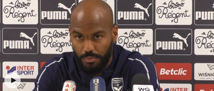 """Jimmy Briand : """"On était déçu après le match nul contre Dijon"""""""
