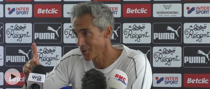 """Paulo Sousa : """"on va affronter un adversaire du même style que le PSG"""""""