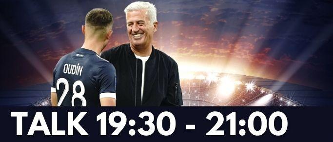 Le programme du Talk : signé Petkovic, point mercato des Girondins