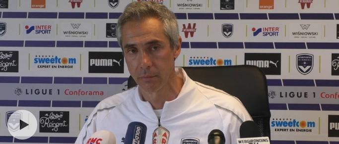 """Paulo Sousa : """"Yann Karamoh peut aider notre équipe à gagner"""""""
