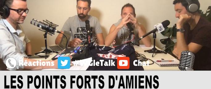 Les points forts d'Amiens dont Bordeaux devra se méfier