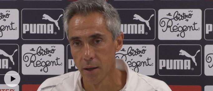 """Paulo Sousa : """"Chaque joueur qui essaie de truquer les choses doit être puni"""""""