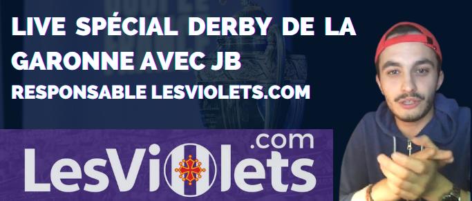 [Vidéo] L'avant-match Bordeaux-Toulouse avec le Point de Vue Adverse