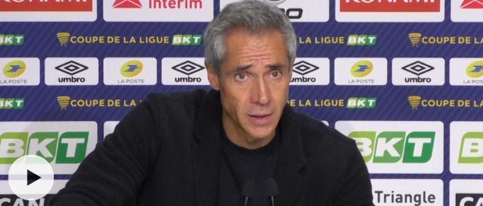 """Paulo Sousa : """"Certains se croient arrivés, l'idée que c'est le club Med' à Bordeaux doit changer"""""""