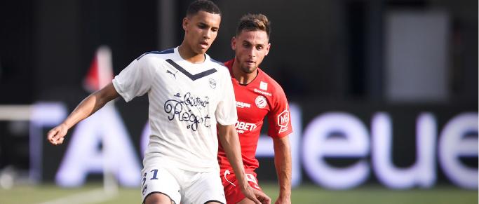 Ismaël Sow une des pépites de la formation des Girondins ?