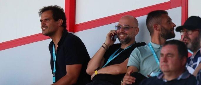 """Gérard Lopez : """"Hier, nous avons dû nous appeler une vingtaine de fois avec Admar"""""""