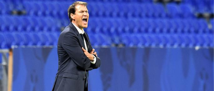 """Rudi Garcia : """"Ce sont deux points de perdus"""""""