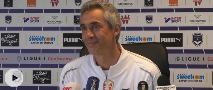"""Paulo Sousa : """"Nico De Préville ne jouera pas à Caen """""""