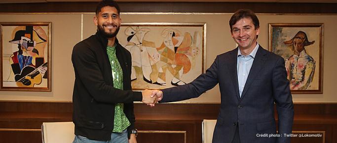 Les détails du transfert de Pablo au Lokomotiv Moscou