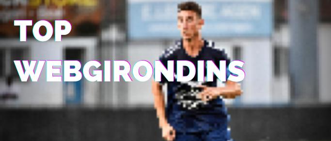 Désignez le meilleur joueur des Girondins face à Montpellier