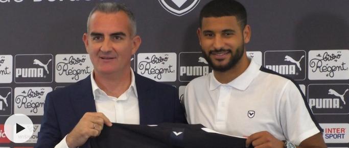 """Youssef Aït-Bennasser : """"J'ai eu souvent le coach au téléphone"""""""