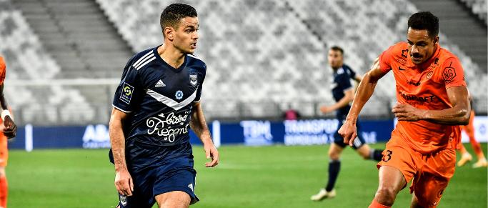 Hatem Ben Arfa et l'animation offensive des Girondins