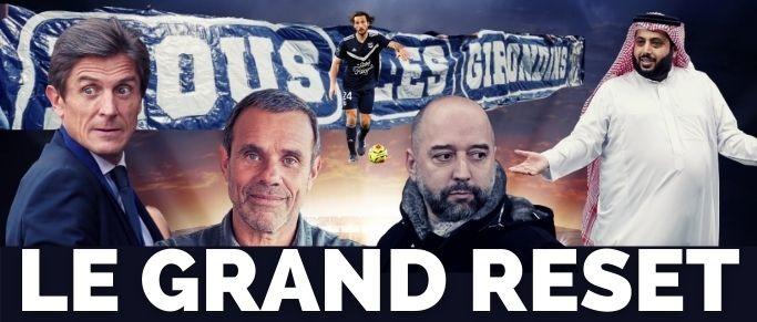 Le programme du Talk : sportif et rachat des Girondins avec en invité Romain Molina