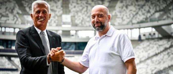 Mercato : les Girondins et Gérard Lopez ont tenté Benjamin André