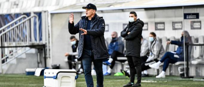 """Patrice Garande : """"Je veux qu'on reconnaisse la façon de jouer de Toulouse !"""""""