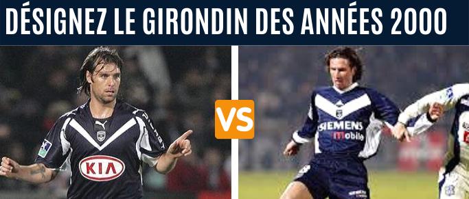 Tournoi Girondins : Cavenaghi vs Smertin