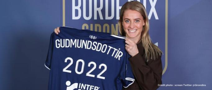 Mercato : une nouvelle recrue pour l'équipe féminine des Girondins