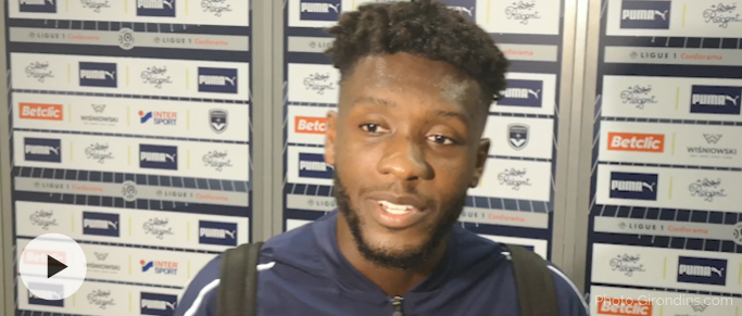 """Enock Kwateng : """"Je veux mettre le doute dans la tête du coach"""""""