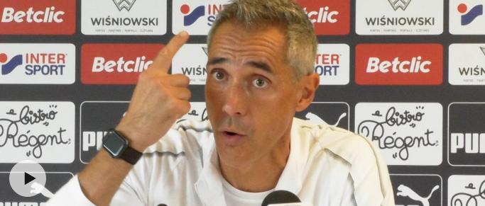 Paulo Sousa parle de l'importance de Laurent Koscielny