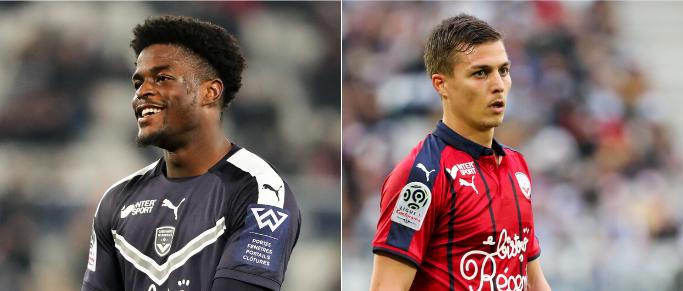 Quelle attaque pour les Girondins face à Nice ?