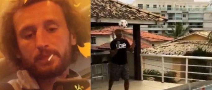 [Vidéo] ZAP Girondins : Baysse le défenseur warrior, Carlos Henrique se met au TeqBall