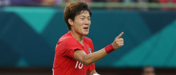 International : Hwang Ui-Jo titulaire avec la Corée du Sud contre le Liban