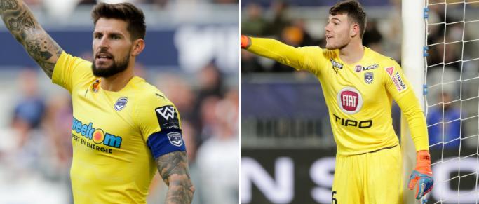 Débat : Costil ou Poussin pour garder les buts des Girondins en demi-finale ?