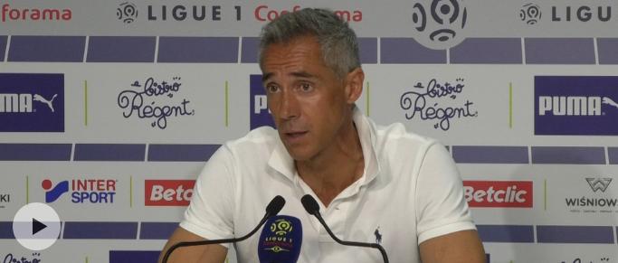 """Paulo Sousa : """"Un match parfait ? Pour moi, la perfection n'existe pas"""""""