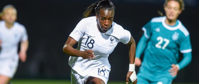 Féminines : la France bat le Brésil avec des bordelaises