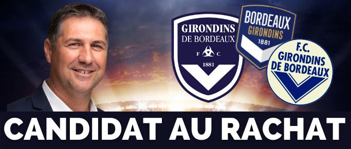 [Replay] Le Talk : Bruno Fievet candidat au rachat des Girondins