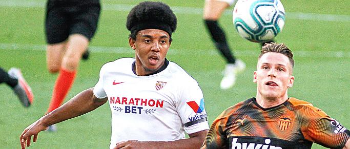 Mercato : Jules Koundé bientôt un joueur de City, les Girondins se réjouissent