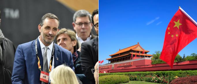 """Joe DaGrosa  : """"Ouvrir des académies « Les Girondins de Bordeaux » en Chine"""""""