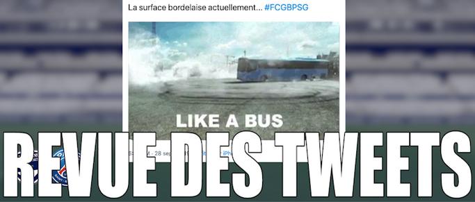 Revivez Bordeaux - PSG en 10 tweets