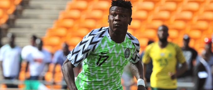 [Vidéo] le beau but de Samuel Kalu avec le Nigéria