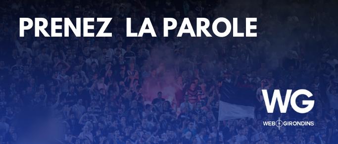 Sondage et réactions : prenez la parole sur les Girondins