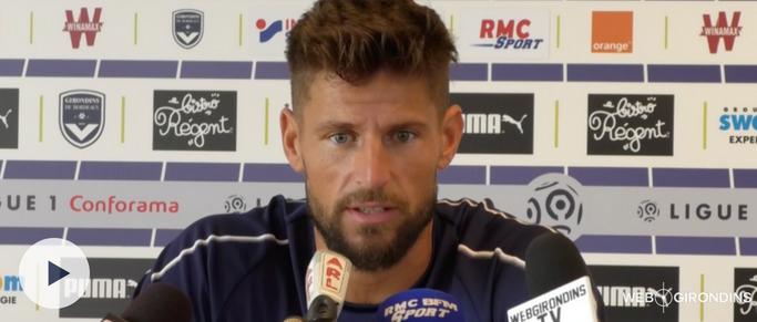 """Benoît Costil : """"On poursuit le travail qui a été entamé la saison dernière"""""""