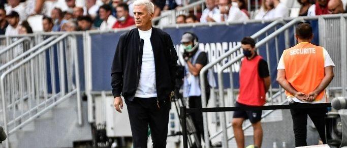 """Vladimir Petković : """"On a fait un vrai match ce soir"""""""