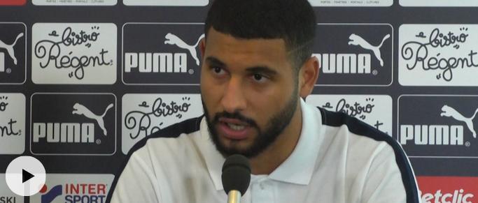 """Youssef Aït-Bennasser : """"Le coach me voulait, à moi de lui rendre cette confiance"""""""