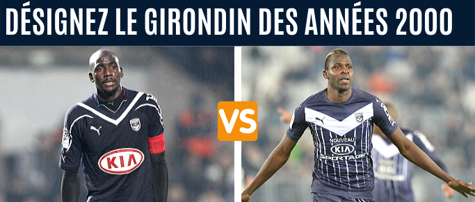 Tournoi Girondins : Alou Diarra vs Cheikh Diabaté