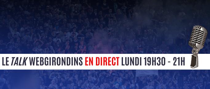 Le programme du Talk avec Alexis Bernard (le10Sport) on décrypte le mercato des Girondins