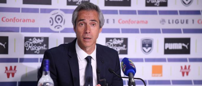 Les raisons du départ de Paulo Sousa des Girondins de Bordeaux
