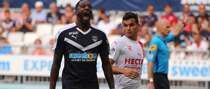 Younousse Sankharé proche d'un accord amiable avec les Girondins