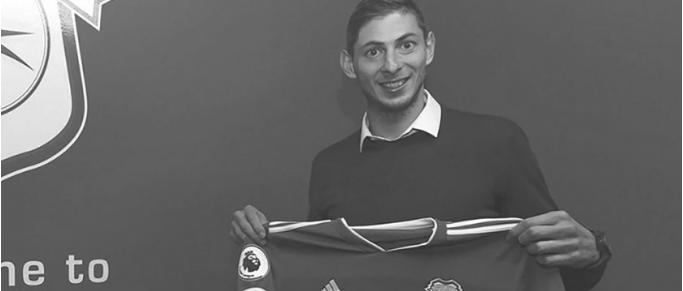 Le FC Nantes rendra hommage à Emiliano Sala dimanche prochain