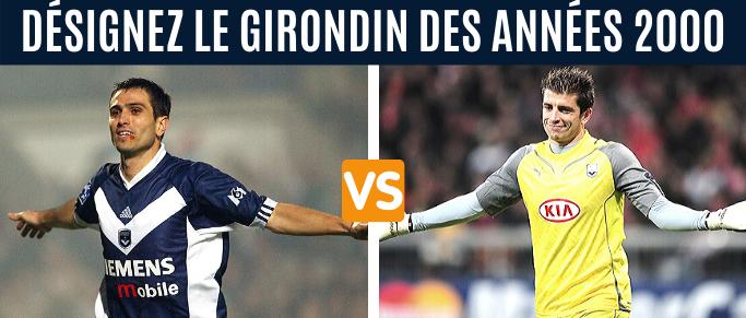 Tournoi Girondins : Pauleta vs Cédric Carrasso