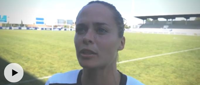 """Delphine Chatelin : """"On est très heureuse de cette victoire"""""""