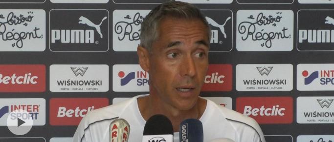 Sousa pointe le manque d'affect entre certains salariés et le club