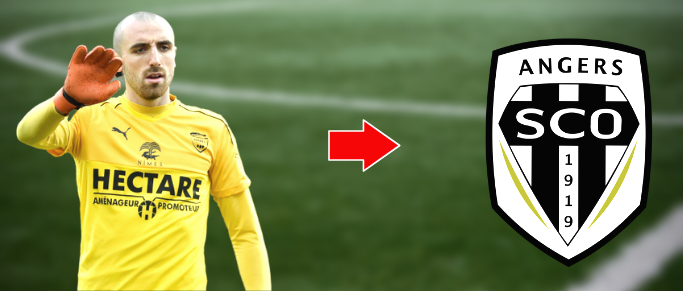 [Officiel] Paul Bernardoni signe au SCO Angers